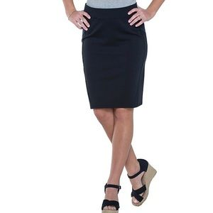 Toad & Co. Transito Ponte All Season Travel Skirt